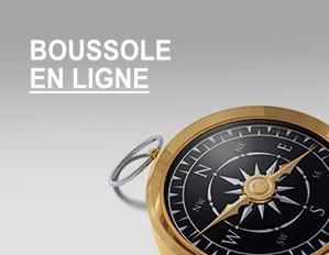 CAB Boussolle en ligne